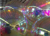 Indoor Inflatable Mirror Balloon , Mirror Ball Decorations 1m Diameter