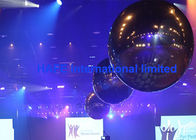 Popular Inflatable Mirror Balloon Silver Reflective Ball For Events Decoration