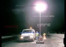 Halogen Lamp With 1000W G22 BaseTripod Balloon Led Job Site Outdoor Construction Lights