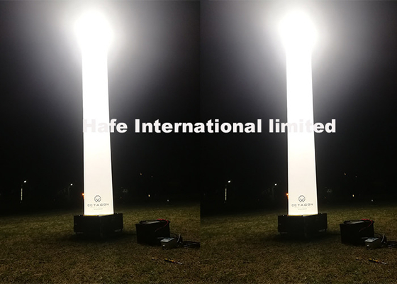 Superior Portable Inflatable Light Tower 575W Metal Halide Lamp Lighting Source